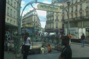 Le Metropolitan Parisien Mai Salaun