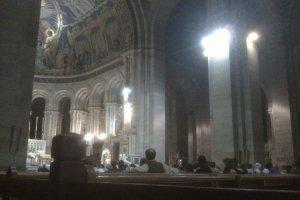 La Basilique du Sacré Coeur - Maï Salaün